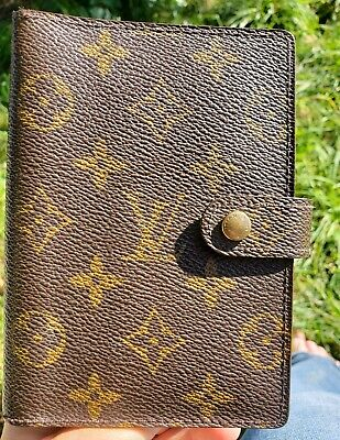 Louis Vuitton Agenda Pm A-/B+ Condition