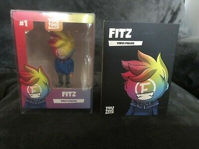 Fitz #1 Youtooz Vinyl Figure [LIMITED EDTION] [SOLD OUT] [UNOPENED]