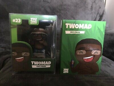 TwoMad #23 Youtooz Vinyl Figure [LIMITED EDITION] [SOLD OUT] [UNOPENED]