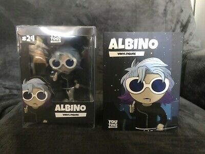Albino #24 Youtooz Vinyl Figure [LIMITED EDITION] [UNOPENED]