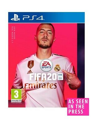 FIFA 20 PS4  - Brand New & Sealed - PlayStation Game