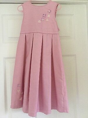Girls bridesmaid/formal pink dress 4-5yrs  Marks and Spencer