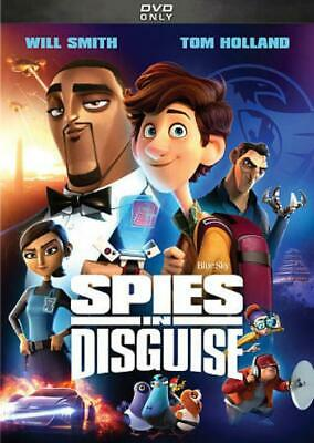 Spies In Disguise New Dvd
