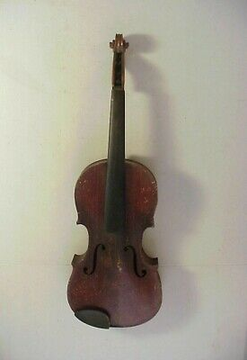 A + S Antique ANTONIUS STRADIVARIUS Model VIOLIN Made in GERMANY Tiger Maple #6