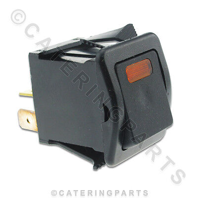 Garland Power Rocker Switch On Off Amber Illuminated Light 1872401 Grill Griddle
