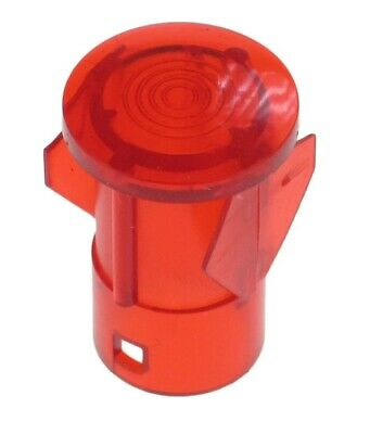 Cimbali Red Lamp Lens Cover Neon Bulb Housing 530106200 Coffee Maker Machine