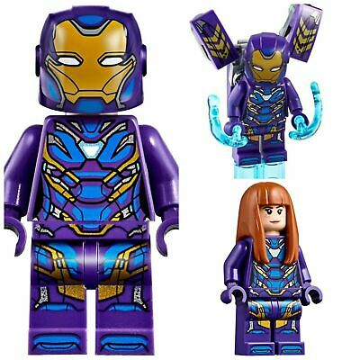 NEW LEGO Marvel Super Heroes Rescue (Pepper Potts) minifigure 76144