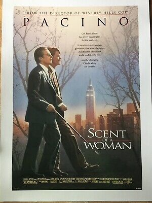 Scent Of A Woman Movie Poster #01 11x17 Mini Poster 28cm x43cm
