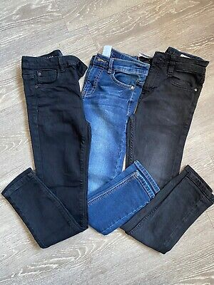 Bundle Boys NEXT Skinny Jeans Size 7 Years - Great Condition