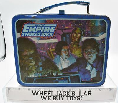 Star Wars The Empire Strikes Back Lunch Box Tin 1980