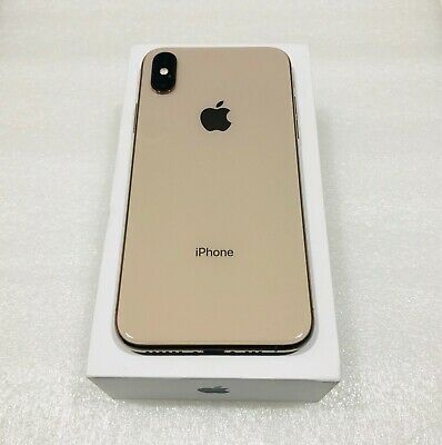 Apple iPhone XS - 64 GB - Gold (AU Stock) Under Warranty