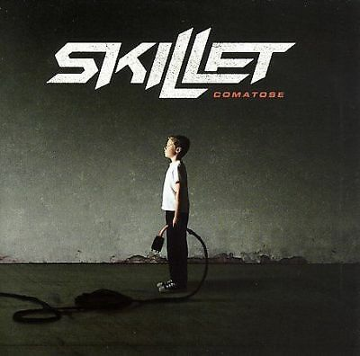Comatose by Skillet, Skillet (Christian Rock) (CD, Oct-2006, Atlantic (Label))