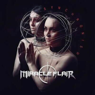 MIRACLE FLAIR - Synchronism - Digipak-CD - 4028466911117