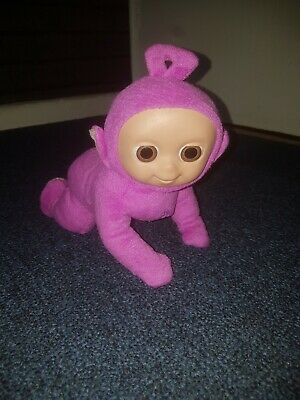 Crawling /& Sound Effects NEW Teletubbies SHUFFLE n/' GIGGLE MI-MI