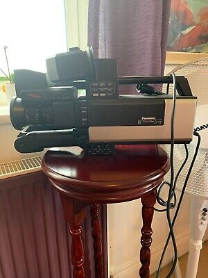 Vintage Panasonic Video Camera