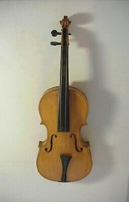 ANTONIUS STRADIVARIUS Model 20th C. VIOLIN CZECHOSLOVAKIA wit CELTIC Design #15