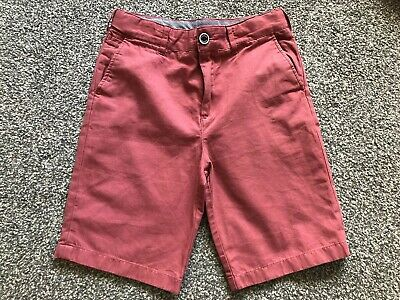 Marks And Spencer Boys Autograph Shorts 10-11 Years