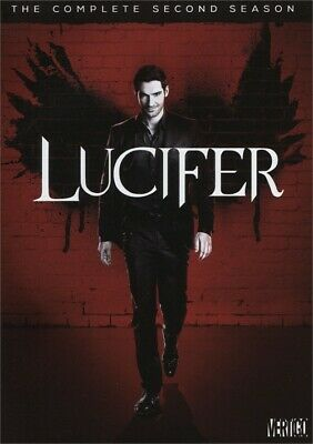 Lucifer: The Complete Second Season (DVD 2016)