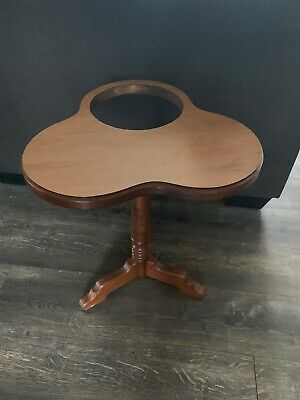Tell City Chairs Co. Smoker Stand Ashtray Table F8444 Maple Andover Finish