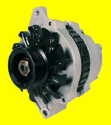 NW ALTERNATOR HIGH OUTPUT 160 Amp 7.4L CHEVY P VAN 89 90 91 92 93 & 6.2L Diesel