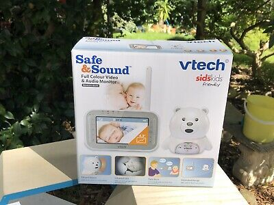 Safe and Sound Baby Monitor
