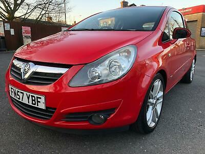 Vauxhall/Opel Corsa 1.3CDTi 16v ( 90ps ) 2008MY SXi - year mot - alloy wheels