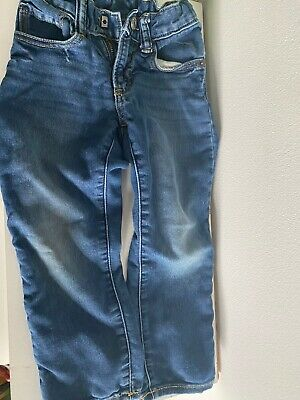Two Pairs Of Boys Gap Jeans