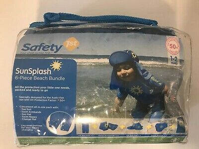 Spf50+ Baby Toddler Bathers Swim Baby Size 1 2