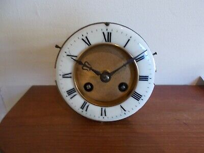 Antique Marti French Clock, Striking Movement
