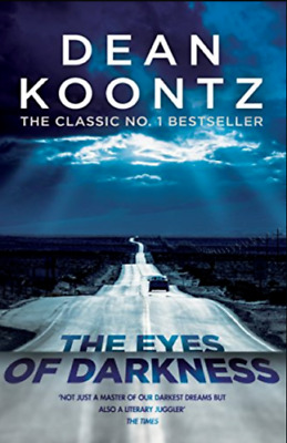 The Eyes Of Darkness By Koontz Dean ENGLISH VERSION (E-BO0K&AUDI0|E-MAILED)