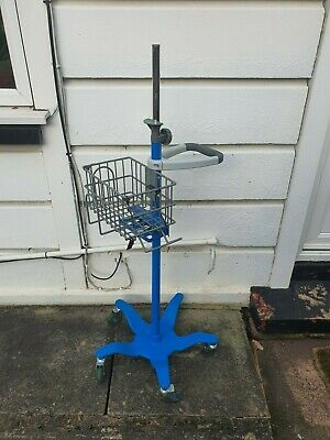 Trolley Stand for Monitors GE Dinamap Procare V100 Patient Monitor Trolley Stand