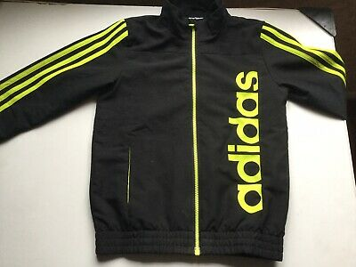 Adidas junior tracksuit jacket. Age approx. 7-9 years.