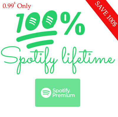 FLASH - Spotify Premium APP Upgrade | Lifetime | Instant Delivery | for ANDROID