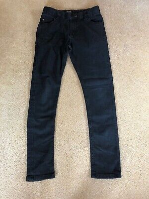 Boys Next Black Jeans Age 11 Years Hardly Worn
