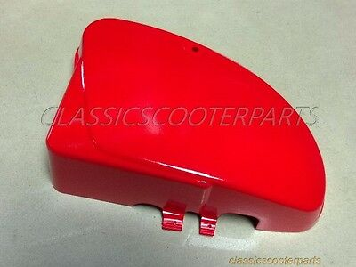 Honda C70 Passport 1982-84 battery right side RED COVER U.S. mod PLS READ H2181