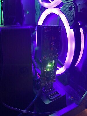 24 Hour BTC Lottery Miner-Turn $1.5 Into $125,000-NEWPAC(5xOC) 500MHz @ 115Gh/s