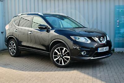 *Reserved* 2015 Nissan X-Trail 1.6dCi Tekna 4X4 with 7 Seats