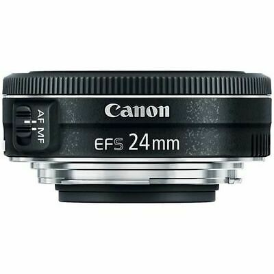 Used Canon EF-S 24mm f/2.8 STM