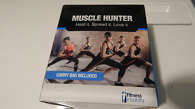 Fitness Insanity Resistance Bands Set Muscle Hunter