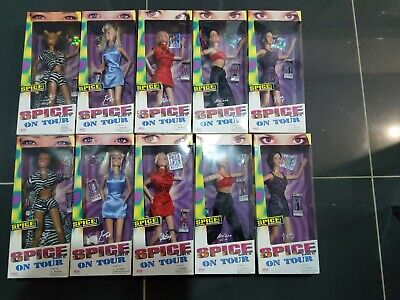 Spice girls dolls x 2 set
