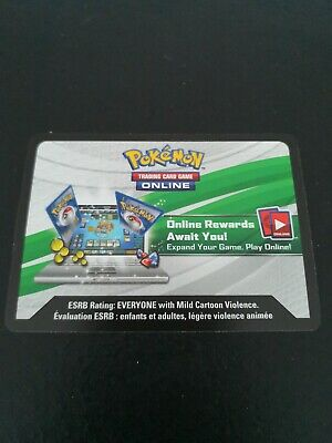 Pokemon Sword and Shield Codes X 15 (PTCGO) ***On hand and ready to send***