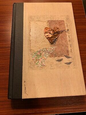 Hardback Journal With Decorative Cover