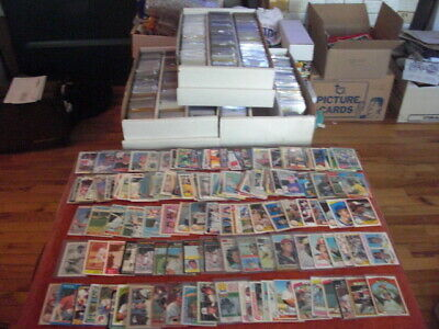 HUGE LOT 2,500+ BASEBALL CARDS IN UNOPENED PACKS 1986-2006 + 250 STARS,HOF+ RCs