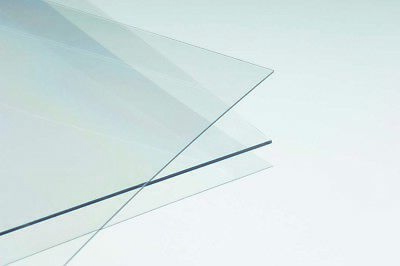 """Clear PETG plastic sheets .020/"""" x 36/"""" x 60/"""" Polyester Sheet RC Hobby 3 pk"""