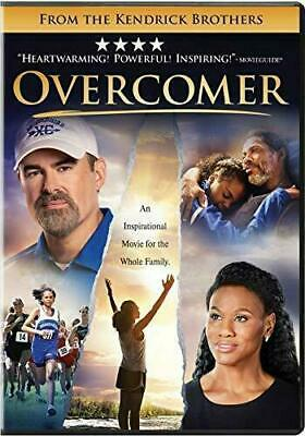 DVD - Overcomer DVD NEW From The Kendrick Brothers SEALED FAST SHIPPING!