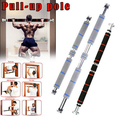 Doorway Excercise Gym Bar Home Fitness Door Chin Pull Up Upper Body Workout 1Pcs