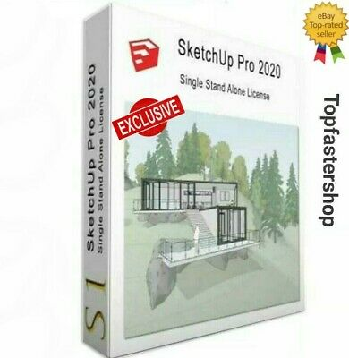 SketchUp Pro 2020 ✔️ Lifetime Activation For Windows ✔️ LATEST FULL VERSION ✔️