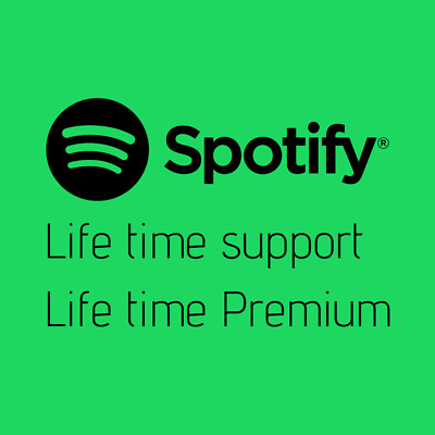 [100 Sold Relisted] Spotify Premium LIFETIME account