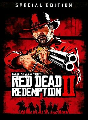 Red Dead Redemption 2 Special Edition PC (Steam Offline Account)Instant Delivery