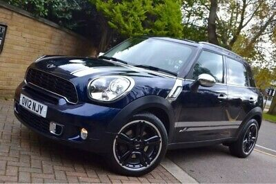 Mini Countryman Cooper SD All4 Automatic lots of extras